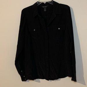 Black Blouse size 12